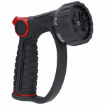 Pro Flo 7-Pattern Nozzle, Thumb Control, D-Grip, HydroSeal Washer