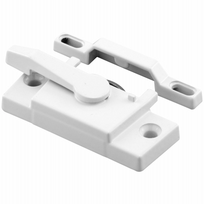Prime Line Vinyl Window Sash Lock 173971 W