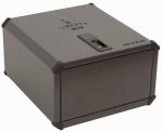 Biometric Smart Vault, Gray Marble, .54-Cu. Ft.