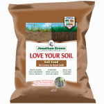 Love Your Soil Organic Fertilizer, Covers 5,000 Sq. Ft.