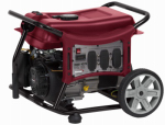 Powermate Portable Generator, Recoil Start, 3500-Watt
