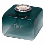 """4.25"""" Teal Fire Place, Must Purchase in Quantities of 6"""