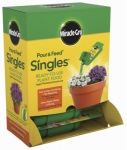 Pour & Feed Singles Liquid Plant Food RTU, Must Purchase in Quantities of 24