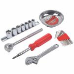 Mechanic Hand Tool Set, 22-Pc.