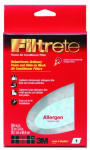 Microparticle Room Air Conditioner Filter, 15x24-In.