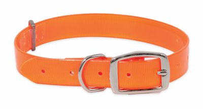 PETMATE-1x14-22-ORG-Dog-Collar-10792