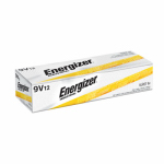 9V Indus Battery, Must Purchase in Quantities of 12