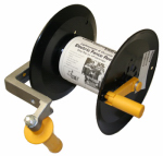 Reel Easy Spool System For Electric Fence Wire, Metal & Plastic