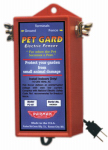 Electric Fence, Pet & Garden, Plug-In, 11-120-Volt