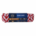 TG 3/8x50 RED Derb Rope