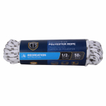 """TG 1/2""""x50' Poly Rope"""
