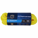 TG 1/2x50 YEL Poly Rope