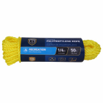TG 1/4x50 YEL Twis Rope