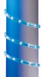 Christmas Rope Light, Blue LED, 9-Ft.