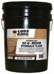 Hydraulic Fluid, AW ISO 46, 5-Gals.