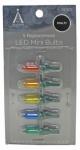 Mini Christmas Lights LED Replacement Bulb, Multi-Color, 5-Pk.