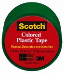 1-1/2 x 125-Inch Green Plastic Tape