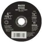 Metal-Cutting Wheel, 4 x .045 x 5/8-In.
