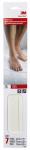Tub & Shower Anti-Slip Tread Strips, White, 3/4 x 17-In., 7-Pk.