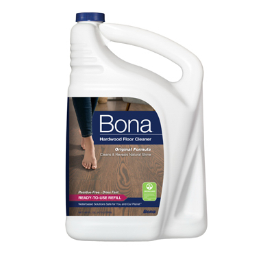 Bona Hardwood Floor Cleaner 160 Oz Wm700056001