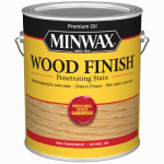 Wood Finish, Natural, 1-Gal., Must Purchase in Quantities of 2