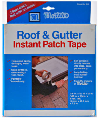 Mortile Instant Patch Tape Roof Amp Gutter 510