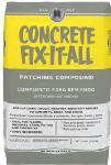 Concrete Fix-It-All Patching Compound,  25-Lb.