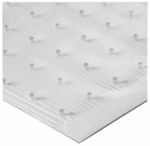 Vinyl Low Pile Carpet Protector,  27-In x By-The-Foot