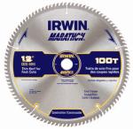 Marathon Circular Saw Blade, Carbide-Tipped , 12-In., 100-Teeth