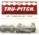Heavy Connecting Link, #60H, 3-Pk.