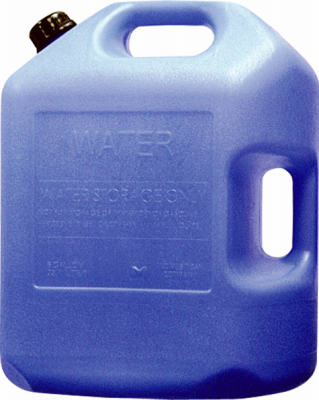 Midwest Can Water Container 6 Gal 6700