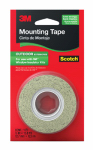 1/2 x 500-Inch Exterior Window Mounting Tape
