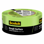 Green Masking Tape, 2-In. x 60-Yd.