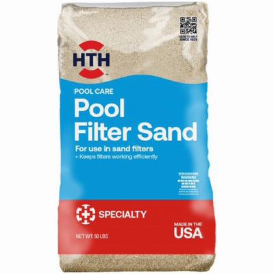 50LB HTH Filter Sand