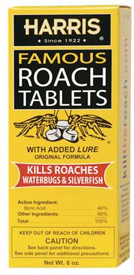 6OZ Roach Tab - Woods Hardware