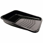 LEAKTITE T06710WH005 White, Plastic Paint Tray Liner, Solvent Resistant, Universal Liner Fits