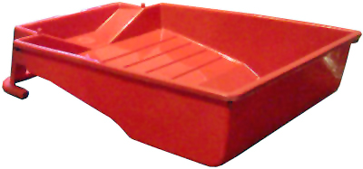 9' RED Deep Plas Tray - Woods Hardware