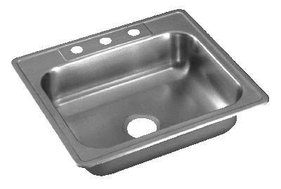 25x22x7 SGL Kitch Sink