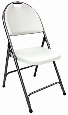 WHT Hi-Back Fold Chair