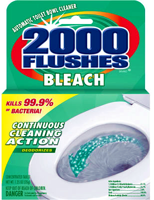 Wd 40 Company Household Bran 1 25 Oz 2000 Flushes