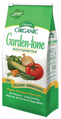40LB Garden Tone