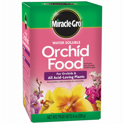 MG8OZ Orchid Plant Food - Woods Hardware