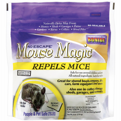 12PK Mouse Repellent - Woods Hardware