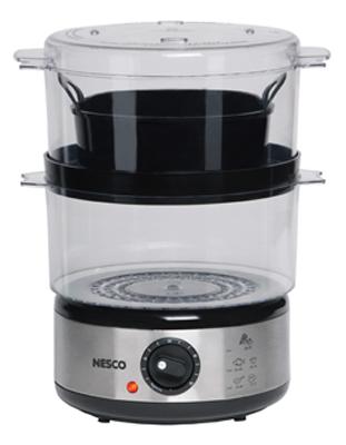 5QT 2Tray Food Steamer