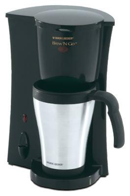 Brew N Go Coffeemaker