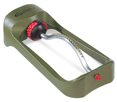 GT Poly Oscil Sprinkler - Woods Hardware