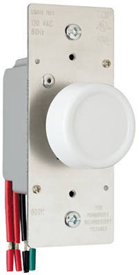 600W 3WYALM Rot Dimmer - Woods Hardware