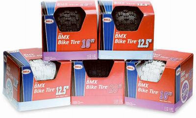"""12.5"""" BLK BMX Tire"""