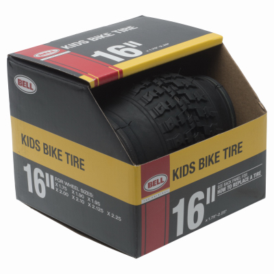 """16"""" BLK BMX Tire"""