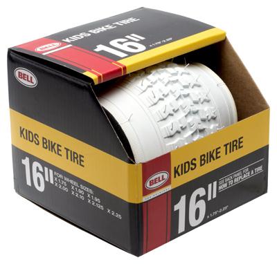 "16"" WHT BMX Tire"